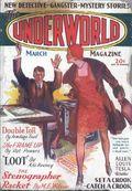 Underworld (1927-1935 Hersey-Carwood) Pulp Mar 1930