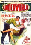 Underworld (1927-1935 Hersey-Carwood) Pulp Apr 1930