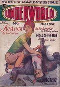 Underworld (1927-1935 Hersey-Carwood) Pulp May 1930