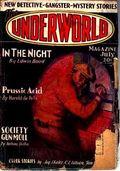 Underworld (1927-1935 Hersey-Carwood) Pulp Vol. 9 #1