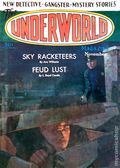 Underworld (1927-1935 Hersey-Carwood) Pulp Nov 1930