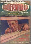 Underworld (1927-1935 Hersey-Carwood) Pulp Jan 1931