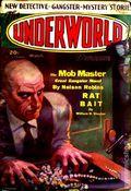 Underworld (1927-1935 Hersey-Carwood) Pulp Mar 1931