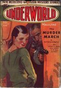 Underworld (1927-1935 Hersey-Carwood) Pulp Jun 1931