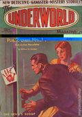 Underworld (1927-1935 Hersey-Carwood) Pulp Jul 1931