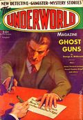 Underworld (1927-1935 Hersey-Carwood) Pulp Aug 1931