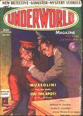 Underworld (1927-1935 Hersey-Carwood) Pulp Sep 1931