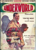 Underworld (1927-1935 Hersey-Carwood) Pulp Mar 1932
