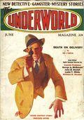 Underworld (1927-1935 Hersey-Carwood) Pulp Jun 1932