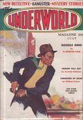 Underworld (1927-1935 Hersey-Carwood) Pulp Jul 1932