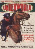 Underworld (1927-1935 Hersey-Carwood) Pulp Nov 1932