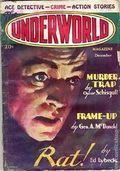 Underworld (1927-1935 Hersey-Carwood) Pulp Dec 1932