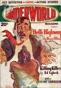 Underworld (1927-1935 Hersey-Carwood) Pulp Mar 1933