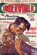 Underworld (1927-1935 Hersey-Carwood) Pulp Apr 1933