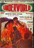 Underworld (1927-1935 Hersey-Carwood) Pulp Jul 1933