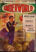 Underworld (1927-1935 Hersey-Carwood) Pulp Aug 1933