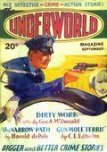 Underworld (1927-1935 Hersey-Carwood) Pulp Sep 1933