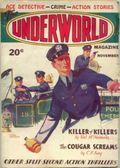 Underworld (1927-1935 Hersey-Carwood) Pulp Nov 1933