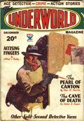 Underworld (1927-1935 Hersey-Carwood) Pulp Dec 1933