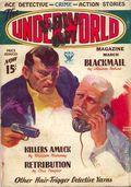 Underworld (1927-1935 Hersey-Carwood) Pulp Mar 1934