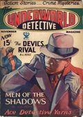 Underworld (1927-1935 Hersey-Carwood) Pulp Nov 1934