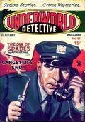 Underworld (1927-1935 Hersey-Carwood) Pulp Jan 1935