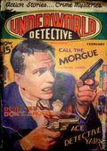 Underworld (1927-1935 Hersey-Carwood) Pulp Vol. 20 #4