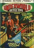 Underworld (1927-1935 Hersey-Carwood) Pulp Vol. 21 #1