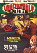Underworld (1927-1935 Hersey-Carwood) Pulp Vol. 21 #2