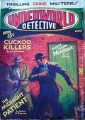 Underworld (1927-1935 Hersey-Carwood) Pulp Jun 1935