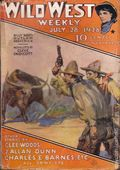 Wild West Weekly (1927-1943 Street & Smith) Pulp Vol. 34 #3
