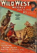Wild West Weekly (1927-1943 Street & Smith) Pulp Vol. 34 #5