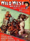 Wild West Weekly (1927-1943 Street & Smith) Pulp Vol. 35 #4