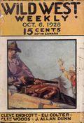 Wild West Weekly (1927-1943 Street & Smith) Pulp Vol. 36 #1