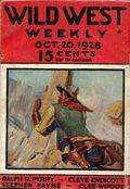 Wild West Weekly (1927-1943 Street & Smith) Pulp Vol. 36 #3