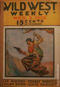 Wild West Weekly (1927-1943 Street & Smith) Pulp Vol. 36 #5