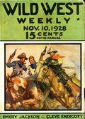 Wild West Weekly (1927-1943 Street & Smith) Pulp Vol. 36 #6