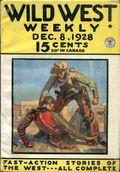 Wild West Weekly (1927-1943 Street & Smith) Pulp Vol. 37 #4