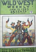 Wild West Weekly (1927-1943 Street & Smith) Pulp Vol. 38 #3