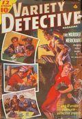 Variety Detective Magazine (1938-1939 Ace Magazines) Pulp Vol. 1 #3