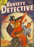 Variety Detective Magazine (1938-1939 Ace Magazines) Pulp Vol. 2 #2