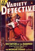 Variety Detective Magazine (1938-1939 Ace Magazines) Pulp Vol. 2 #3