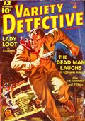 Variety Detective Magazine (1938-1939 Ace Magazines) Pulp Vol. 2 #4