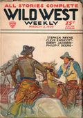 Wild West Weekly (1927-1943 Street & Smith) Pulp Vol. 39 #4
