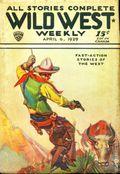 Wild West Weekly (1927-1943 Street & Smith) Pulp Vol. 40 #3