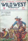 Wild West Weekly (1927-1943 Street & Smith) Pulp Vol. 41 #4