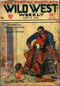 Wild West Weekly (1927-1943 Street & Smith) Pulp Vol. 42 #1