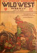 Wild West Weekly (1927-1943 Street & Smith) Pulp Vol. 42 #4