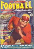 All American Football Magazine (1938-1953 Fiction House) Pulp Vol. 1 #1
