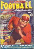 All American Football Magazine (1938-1953 Fiction House) Pulp Vol. 1 #1